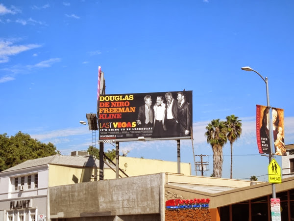 Last Vegas billboard