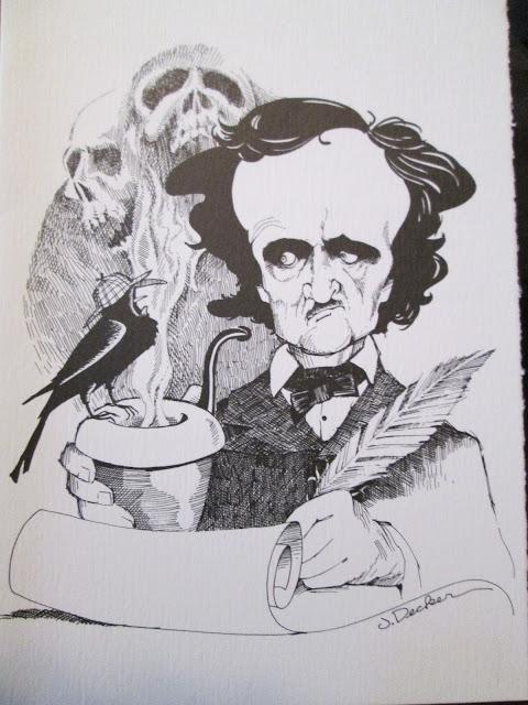 Edgar Allan Poe - Sherlock Holmes - Jeff Decker