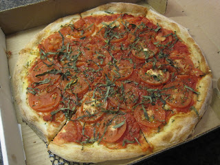 Roasted Tomato & Basil Pizza - OTTO Pizza