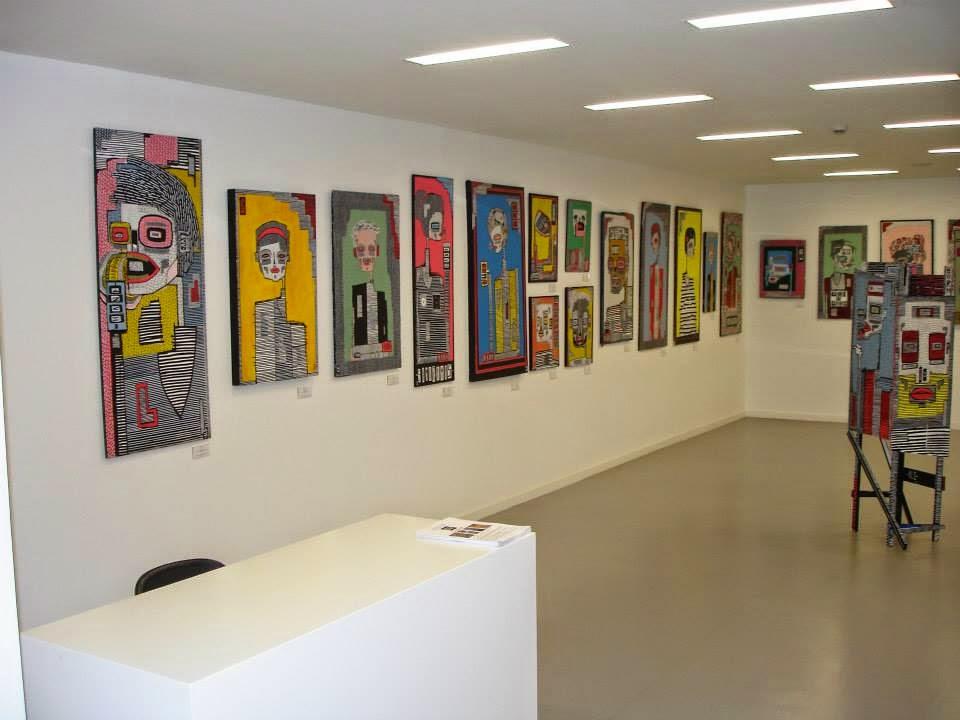 saatchi gallery alo