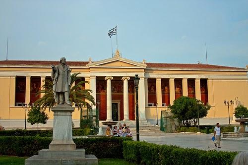 Que ver em Atenas  Que fazer em Atenas