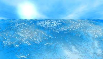 Making 3D Water Scapes Trick