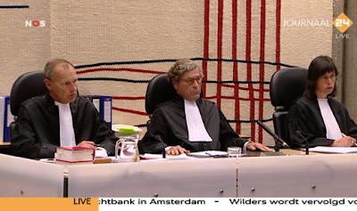 Marcel van Oosten and his court