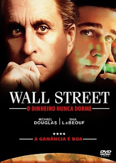 Frases do Filme - Wall Street - O Dinheiro Nunca Dorme