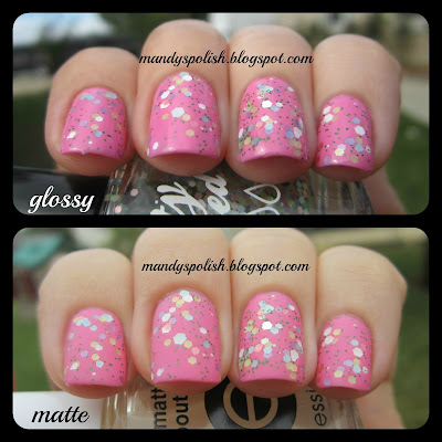 Pretty & Polished Bashful Bouquet and Zoya Shelby