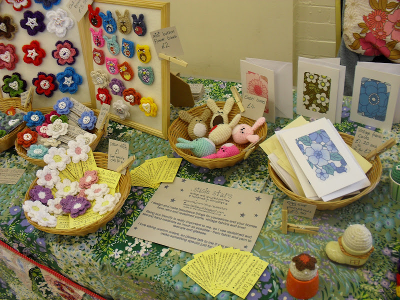 how to prepare for first craft fair