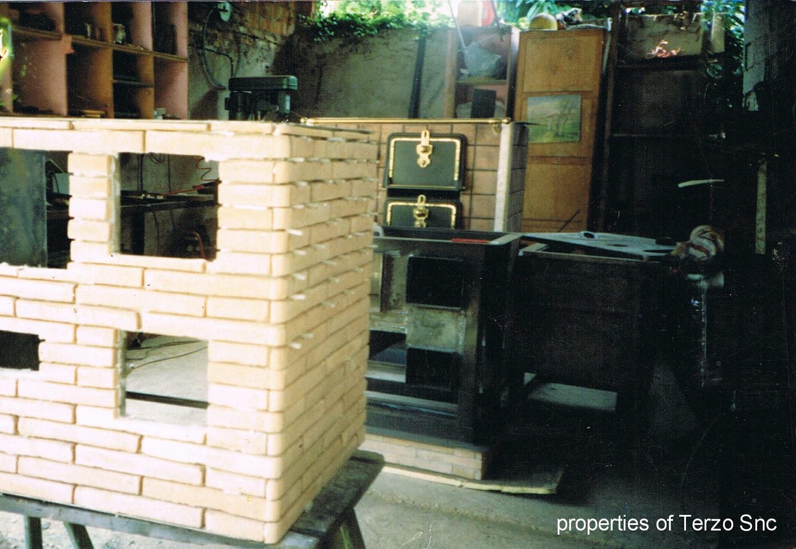 Terzo fra tradizione ed innovazione ottobre 2011 for Laboratorio di garage domestico