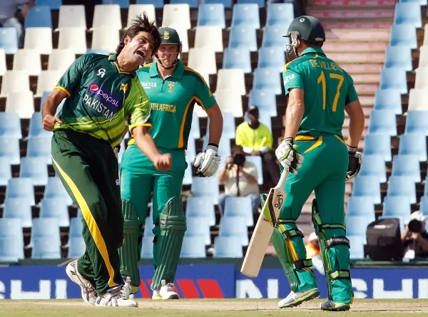 Pakistan vs South Africa (Pak vs SA) 2nd ODI Highlights 1st November 2013