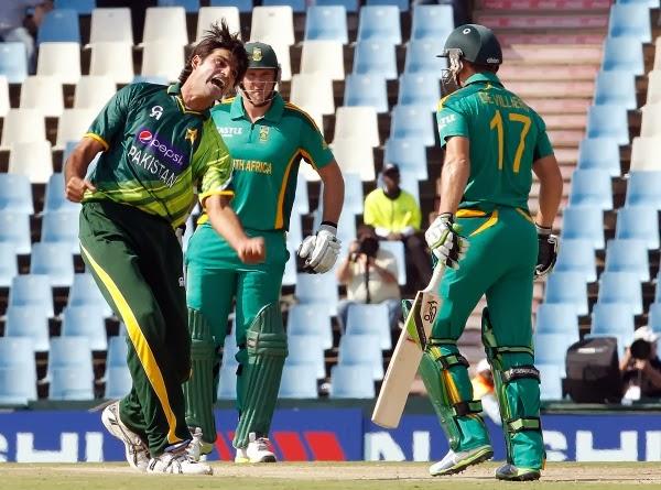 Pakistan vs South Africa (Pak vs SA) 2nd ODI Highlights 1st November 2013