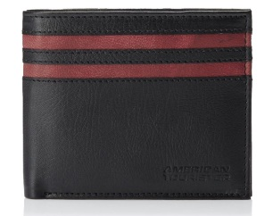 American Tourister Black Men's Wallet 40W
