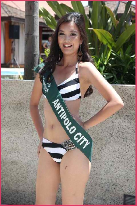 Miss Philippines Earth 2011 Candidates: Klaudine Palma (Miss ...