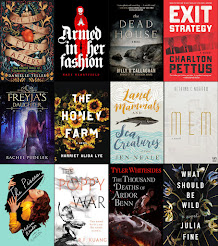 2018 Debut Author Challenge Cover Wars - May Debuts