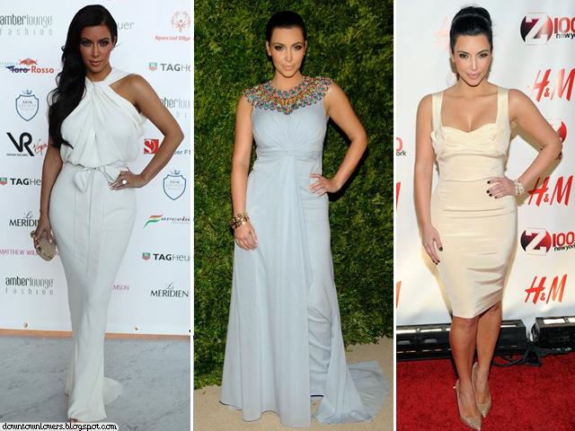Estilo Kim Kardashian, Kim Kardashian, Kim Kardashian eventos, Kim Kardashian vestido, Kim Kardashian vestidos, Kim Kardashian Zac Posen, Kim Kardashian gala, Kim Kardashian vestido longo,