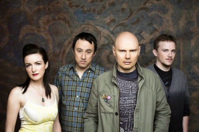 smashing pumpkins - band