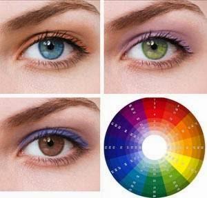 Восточный макияж для зеленых глаз - гармонини