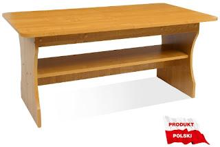 Ławo - stół z Biedronki
