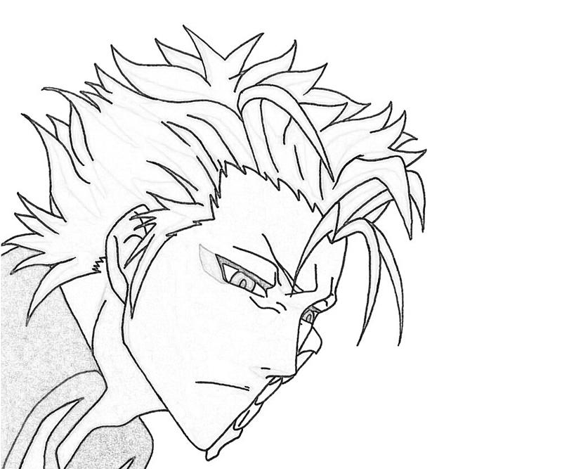 grimmjow-jaegerjaquez-face-coloring-pages