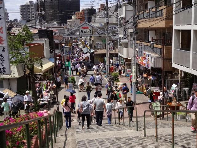 A Tokyo Lifestyle Yanaka Ginza Shopping Street