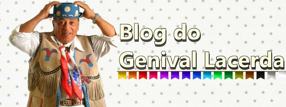 """Genival Lacerda - O """"Senador"""" do Rojão -"""
