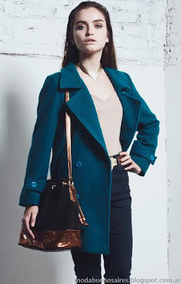 Moda invierno 2013 Drole moda