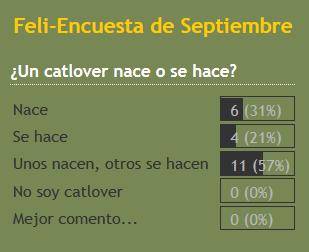 Encuesta septiembre 2014