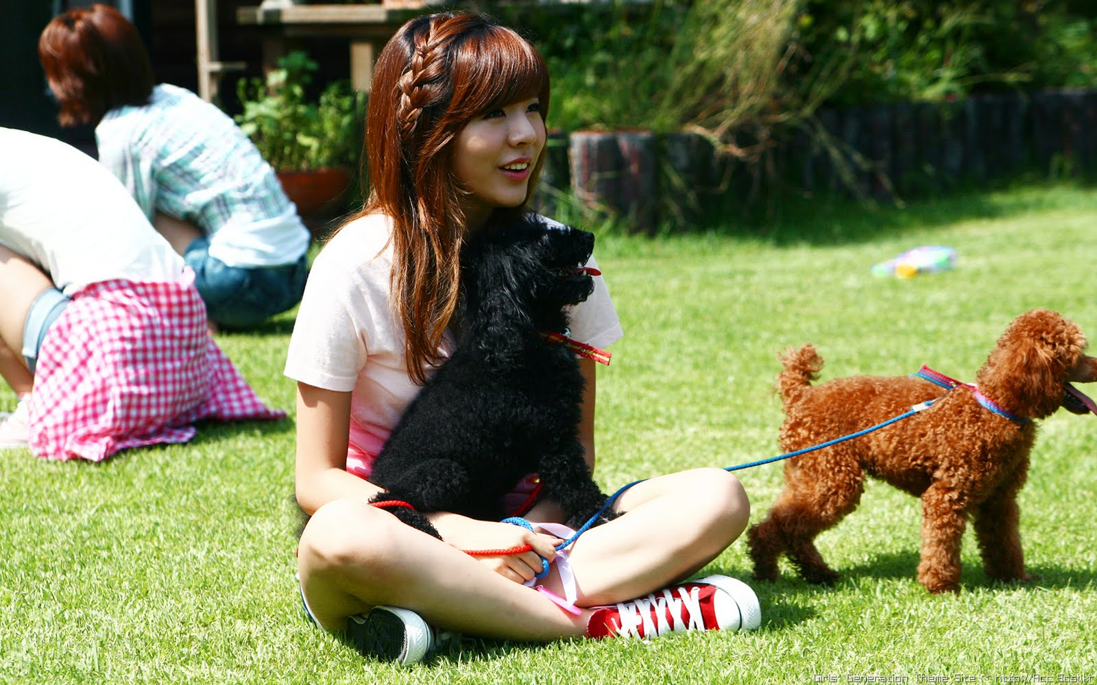 Hairs Tembellex : Sunny, Personil SNSD (pict)