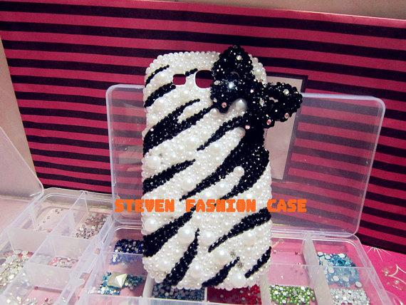 3d Zebra Iphone 5 Case7