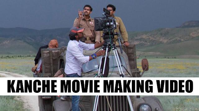 Kanche Movie Making Video | Krish Jagarlamudi | Varun Tej