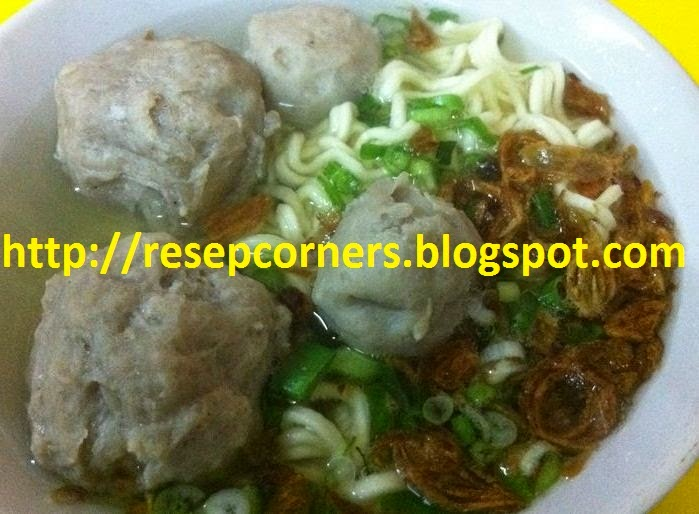 Resep Bakso Daging Ayam Sederhana | Masak Yuk