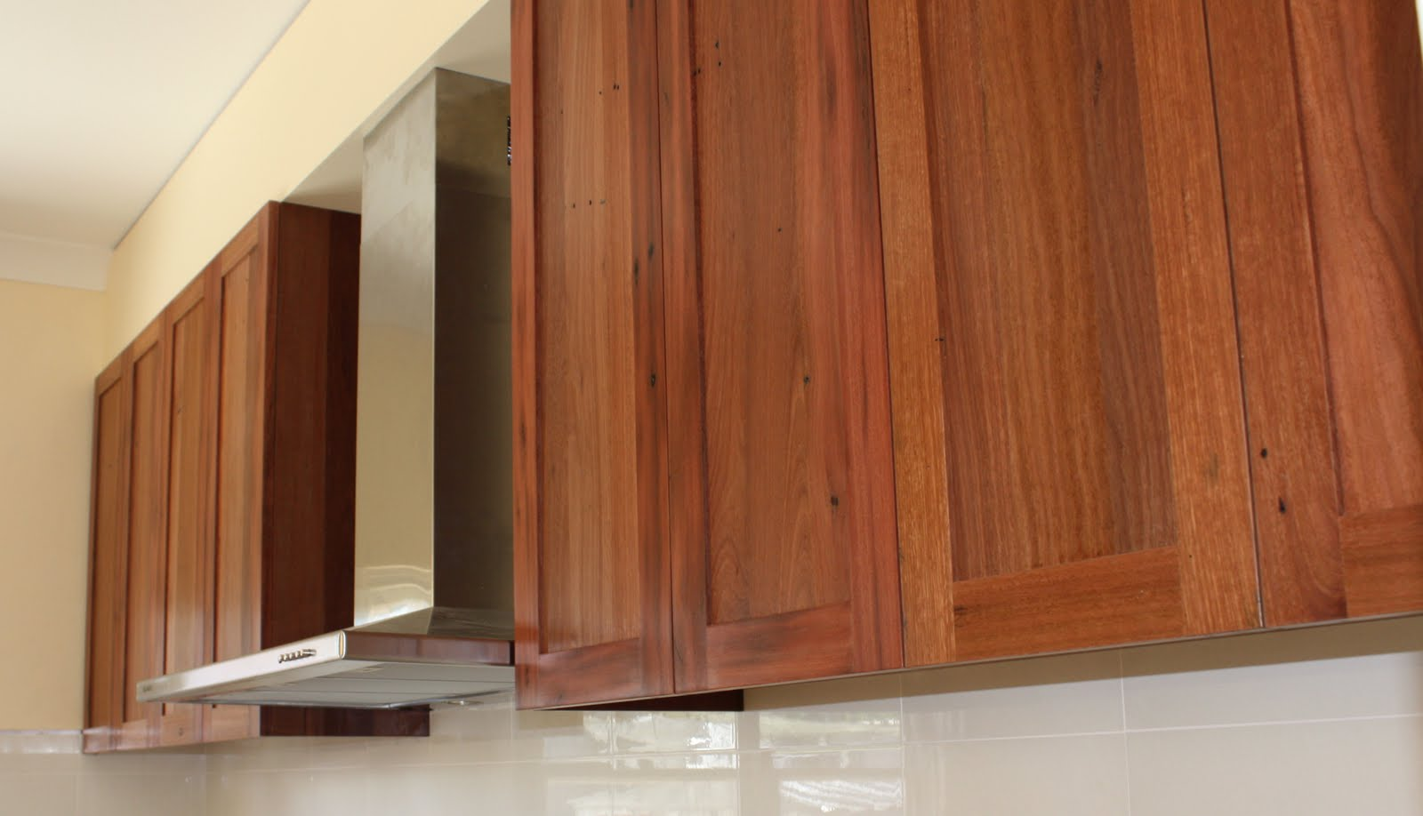 Lower cabinetry.