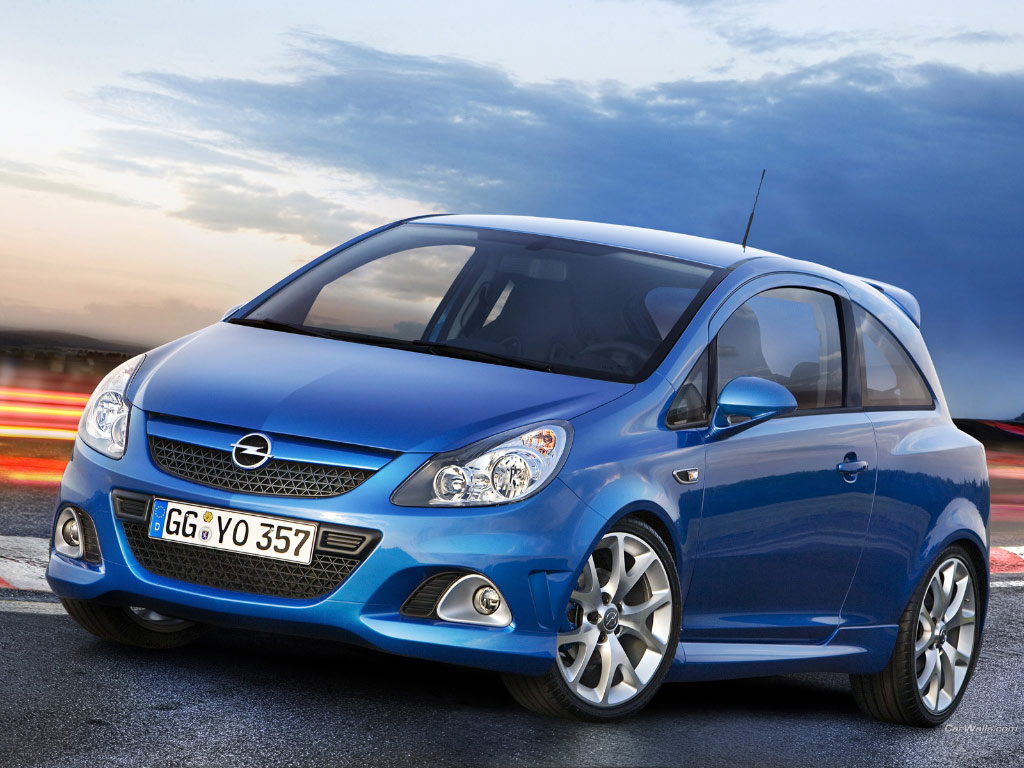 Opel Corsa Stylish Cars Stylish Hot Cars