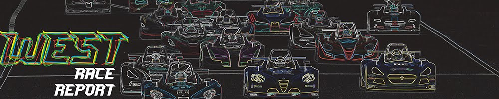 WEST RACE REPORT