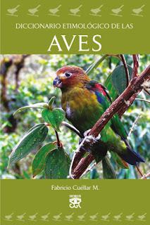 Diccionario etimológico de las aves