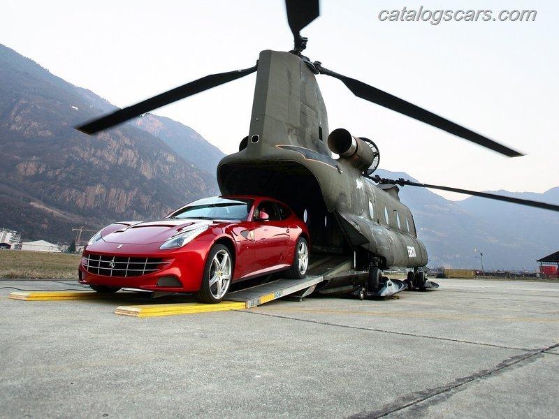 صور سيارة فيرارى FF 2013 - اجمل خلفيات صور عربية فيرارى FF 2013 - Ferrari FF Photos Ferrari-FF-2012-14.jpg