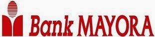Lowongan Kerja PT BANK MAYORA Terbaru Bulan Januari 2014