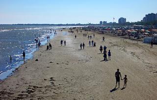 letovisko plážové letná destinácia