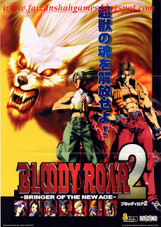 Bloody roar 2 play online