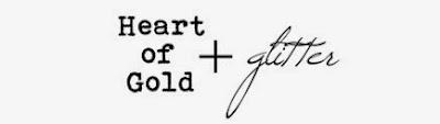 Heart of Gold + Glitter