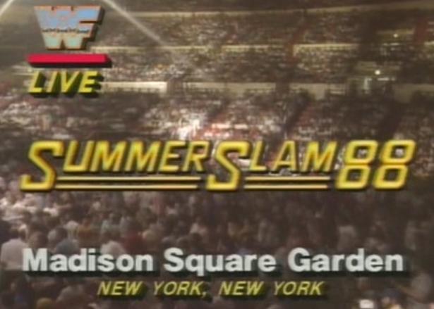 Ppv Review Wwf Summerslam 1988 Retro Pro Wrestling Reviews