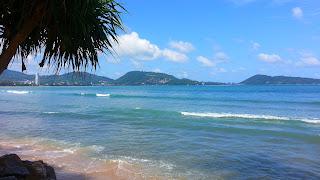 Patong Bay - Thailand