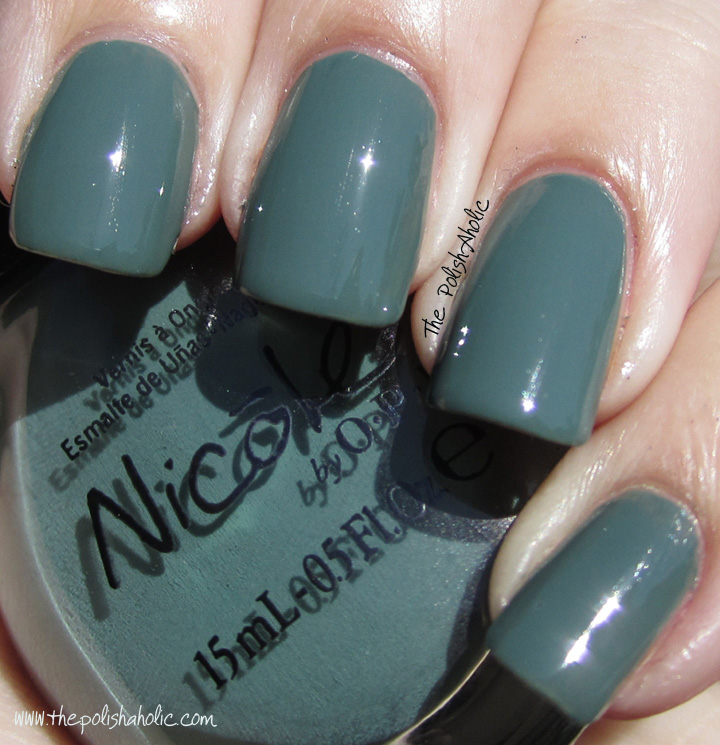 The PolishAholic: Nicole by OPI Fall 2011 Something About Color ...