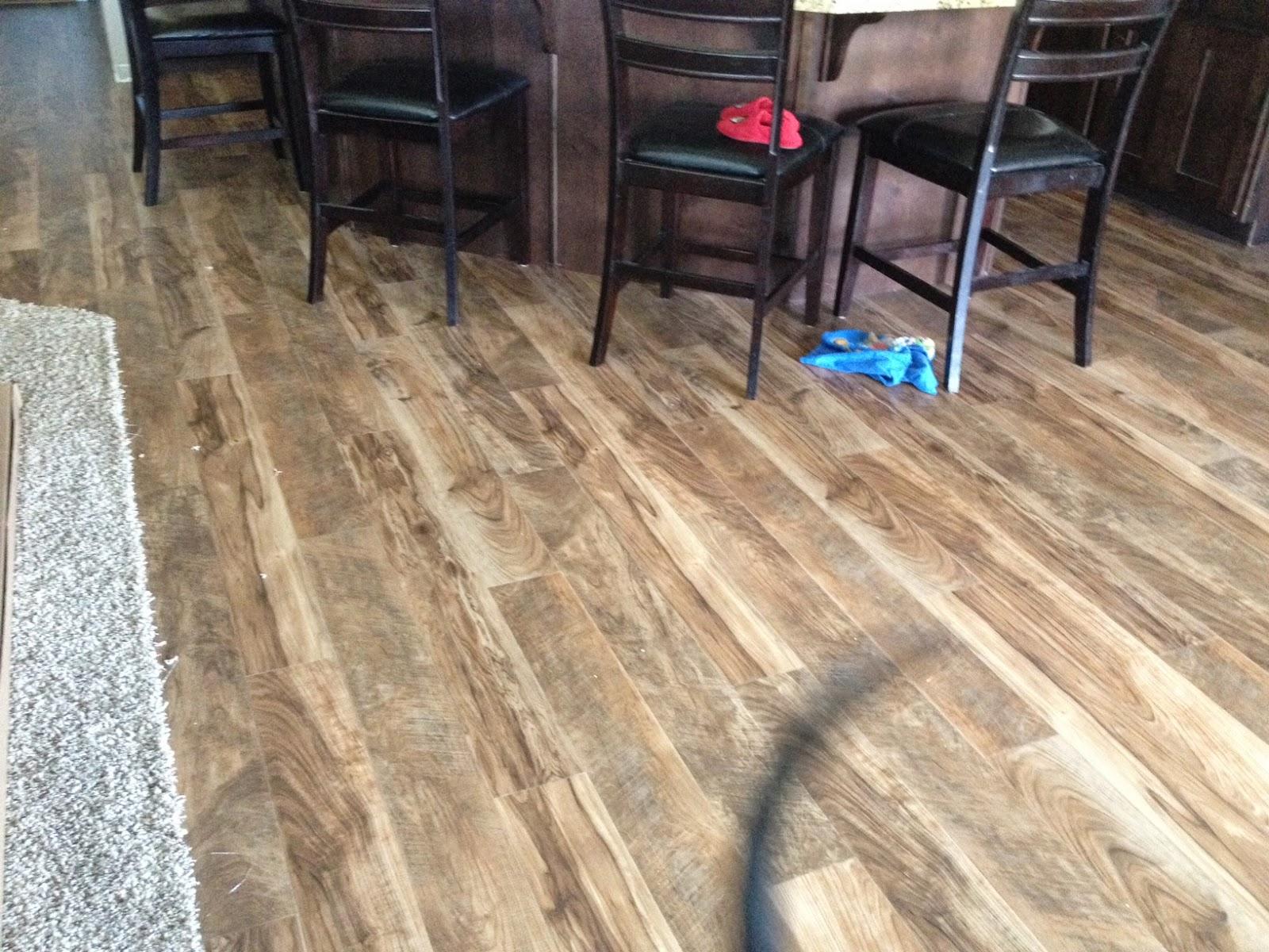 Floor tiles johnson