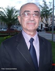 Vereador Rodolfo Basílio
