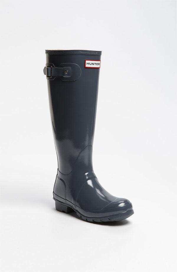 Hunter rain boots, Hunter wellies, rain boots, classic rain boots