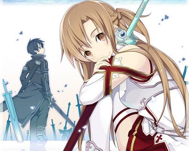 truyện tranh Sword Art Online