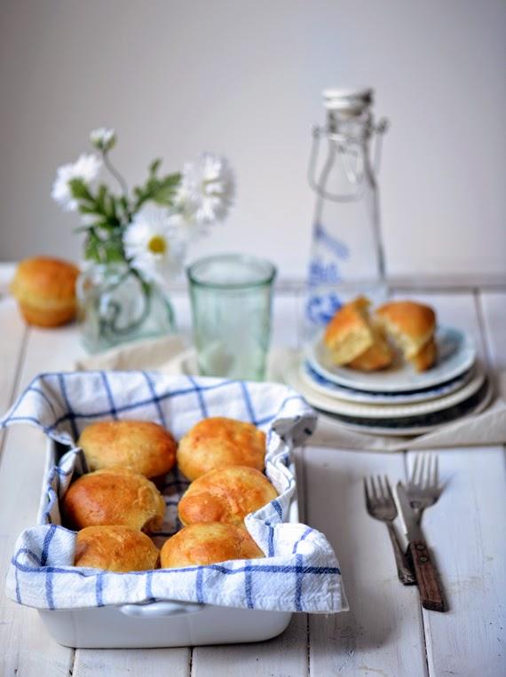 Des brioches pour le petit d jeuner - Gateau pour le petit dejeuner ...