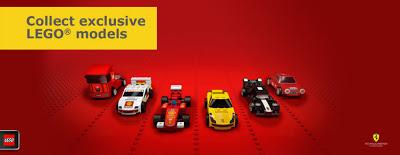 Ferrari LEGO