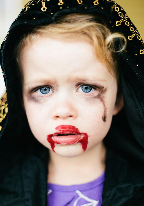 Halloween Vampire Makeup Men Viewing Gallery