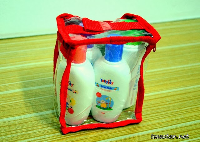 #2 Toiletries Travel Pack