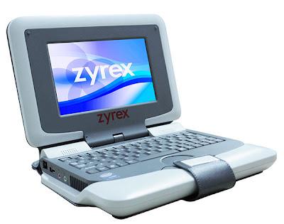 Laptop Zyrex Terbaru 2013